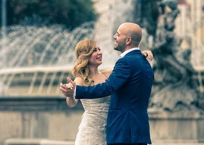 Wedding in Athens – Rome