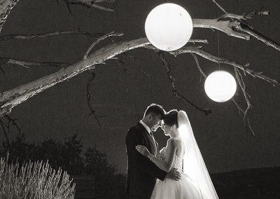 Wedding in Athens (Black & White)