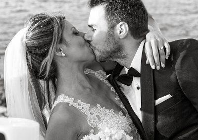 Wedding in Hydra Island
