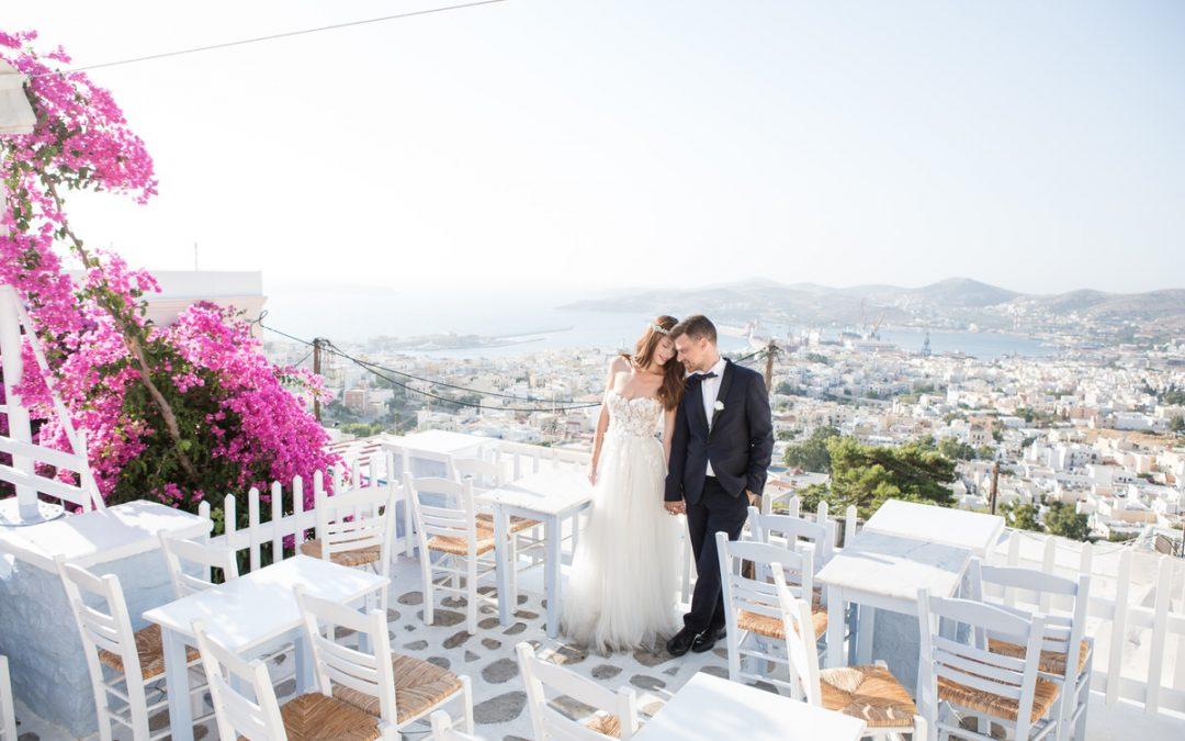 Wedding at Syros